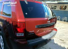 1 - 9,999 km Jeep Grand Cherokee 2006 for sale