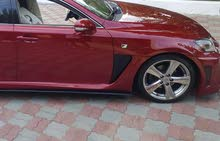 Lexus IS 2011 For sale - Red color