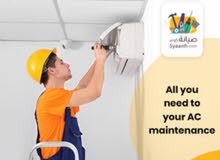 Air Conditioner & Fridge Sell,Fixing,Hot Air,Clean,Repair,Gas Filling & Any Prob