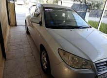 Used condition Hyundai Avante 2007 with +200,000 km mileage