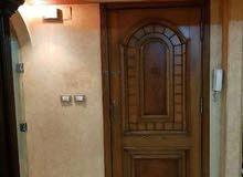 شقة 140م بالنزهة الجديدة خلف السندباد سوبر لوكس