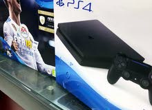 PS4 SLIM NEW (500GB-1TB) +13 GAMES