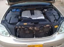 لكزس 430 ذهبي ربع الترا سيارة نظيفة جدا