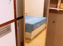 غرفة نوم جديدة مستخدمة لمدة 6 اشهر
