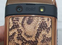 blackberry Givori gold plated special edition