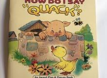 """How do i say """"Quack?"""""""