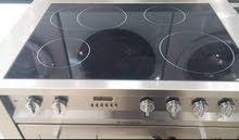 Ariston Brand Electric Cooker with Fan Oven 90cm