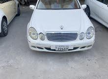 مرسيدس بنز E240 2003 للبيع