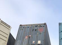 شركة سلرتي للشحن والتفريغ حاويات كونتينر container متاحة للبيع 5x40HC بدون نقل السعر 750.00 دينار