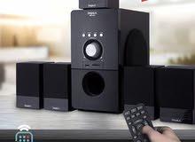 نظام مكبر صوت مسرح المنزلي يعمل بتقنية البلوتوث 5.1 برافو من إمبيكس