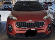 2016 KIA SPORTAGE 4WD very Excellent condition
