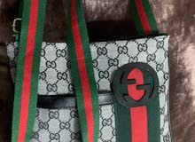 Gucci side man bag