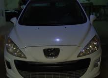 بيجو   308 موديل 2009 حاله ممتازه باقل سعر .