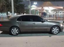 لكزس ال اس 430 2005