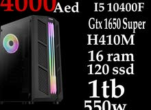 pc gaming gtx 1650 Super