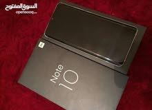 Xiaomi NOT 10  جديد بباكوه وكامل ملحقاته