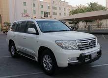 Toyota Land Cruiser GX-R 2011