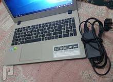 لابتوب Acer Aspire E15 للالعاب