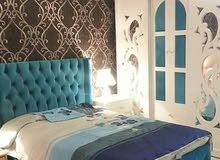 لبيع  غرف نوم  جديد  وتفصيل حسب الطلب