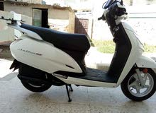 New Honda motorbike up for sale in Ramtha