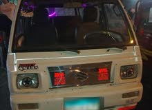 سيارة ميتسوبيشي فان 10 راكب للبيع قسط او كاش في اكتوبر