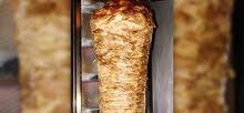 مطعم شاورما وبروستد وطبخ  للبيع بالقرب من دوار الواحه ، سعر محروق جدا