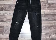 بيع اونلاين جينز نسواني ليكرا مرتب