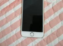 ايفون 6G الباب الاول الاصلي نظيف شخط صغير مابي