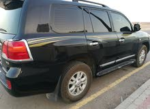 Black Toyota Land Cruiser 2009 for sale