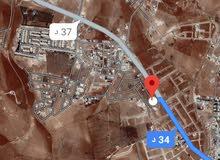 للبيع ارض 619 م في قرية سالم المهندسين شارعين