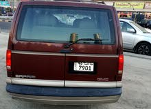 Automatic Maroon GMC 2000 for sale