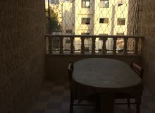 Third Floor  apartment for rent with 2 rooms - Amman city 7th Circle
