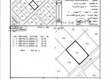 أرض للبيع في العامرات مدينة النهضة مربع 18