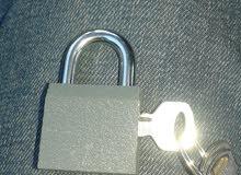 قفل طلقة حجم صغير 1.86 قرش الطرف
