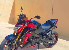 New Suzuki motorbike is up for sale
