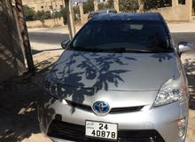 Silver Toyota Prius 2013 for sale