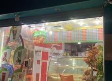 محل عصيرات مجهز ب الكامل للاجار بمحافظه العيدابي جازان