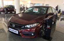 Honda Civic car is available for  rent