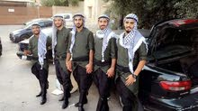 زفات اردنية وفلسطينية وفرق موسيقية