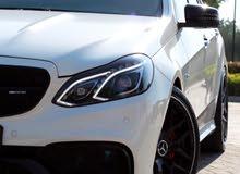 مورسيدس E350 للبيع ومحول 2015