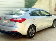 Grey Kia Forte 2015 for sale