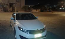 For sale 2012 White Optima