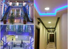 Fourth Floor  apartment for rent with Studio rooms - Amman city Al Gardens