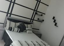 شقق للايجار مفروشه غرفه او غرفتين  جديده اول ساكن