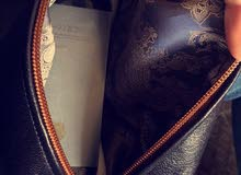 جلد طبيعي 100% Leather handmade