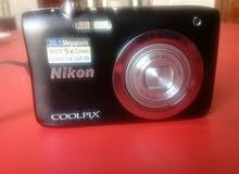 كاميرا نيكون بحالة جيدة