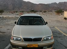Automatic Nissan 1999 for sale - Used - Rustaq city