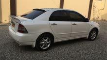 كرولا 2001 للبيع
