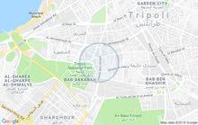 مخزن للإيجار 10 في 6،5 بها حمام ومكيف المكان طرابلس