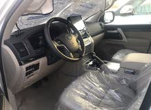 Toyota Land Cruiser 2018 For sale - White color